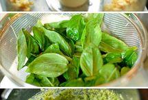 Recipes for Fresh Herbs / Recipes for Fresh Herbs