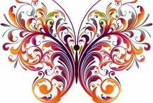Butterflies - other