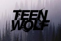 Teen Wolf / Favorite Characters: Derek, Stiles, Lydia and Isaac.
