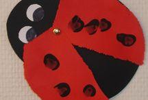 Thema: Lieveheersbeestje/lady bug