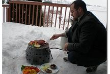 """COOKING without electricity? / Check out the """"Crisis Cooker"""" - three alternative fuel sources to electricity - when the SHTF..."""