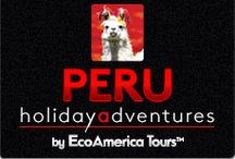 Peru Holiday Adventures / This is the time to travel to Peru, a true Empire of Hidden Treasures: from unspoiled jungles, breathtaking landscapes, to ancient treasures and live cultures.