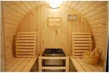 Home Sauna | ALEKO