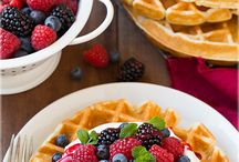 waffles and more