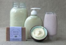 Homemade - Beauty products