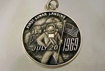 Outer Space, Aliens, Martians - Vintage Charms