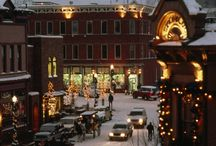 Christmas & Places