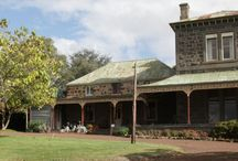 Wool Gathering 2017 Venue / Wool Gathering 2017 will be held at the beautiful and historic Tarndwarncoort Homestead (affectionately known as Tarndie).