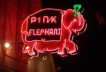 Pink Elephants on Parade! /