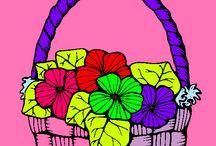 Floristería, florería, Flower Shop. / Floristería, florería, flower shop. Imágenes relacionadas.