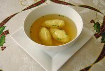 Mehlklößchen für Suppe