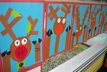Christmas & Winter Ideas / Christmas and Winter ideas, lessons, units, and crafts for the elementary classroom