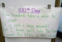 100th Day of School TK