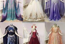 Abiti e accessori Fantasy