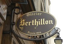 BERTHILLON / R.I.P. Mister Berthillon, and thank you !