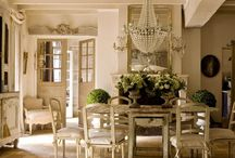 Dinning Rooms / by Sharelle Wormald