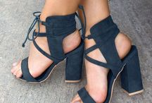 Chaussures *_*