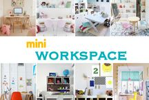 Workspace for children