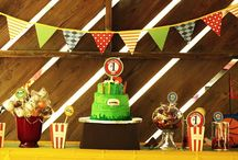 Sporty Birthday Party