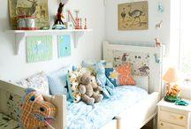Miles' bedroom
