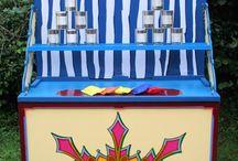 Country fair games