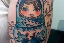 Tattoos, Illustrations and Inspiration / by Hattie House