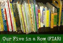 Five In A Row (FIAR) / by Sarah Hoffman