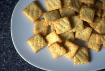 Crackers & Chips / Mostly grain-free and/or Paleo recipes.
