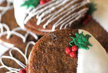 Cookies and sweet treats