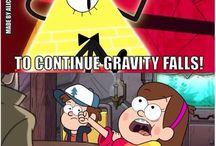 Gravity Falls :3