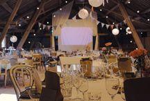 Wedding inspiration - Decorations