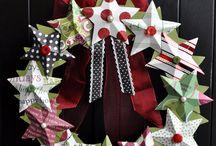 Christmas~ Wreaths / by Sally McCroskey