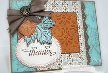 Fall & Halloween Cards & More / by Tina Covington
