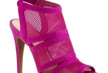 Shoe game! / Latest style and fashion whether dress up or down heels / by Charlotte Jenkins