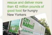 Giving Back / If and when we make too much food, we offer it to charities working with the hungry.  We've been doing this for years. In New York, we partner with City Harvest, in Washington, DC we partner with Thrive DC and in Chicago, we partner with The Greater Chicago Food Depository.    / by Pret USA
