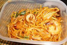 Riceeeeeeee , noodlesss / western and asiA DISHES