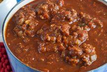 Soups / Stews / Chili