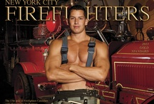 2013 NYFD Calendar / 2013 Calendar of Heroes.  Real firefighters from New York City.  Which is your favorite fireman?