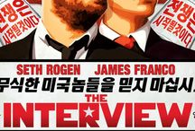 The Interview '14 / by Marquee Cinemas
