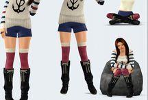 the Sims moda adolescenti