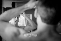 QMP | Weddings - Groom prep / A selection of my own wedding photography. http://www.millsphotography.co.za