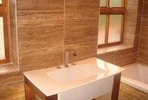 Walnut Veincut Travertine / Walnut Veincut Travertine