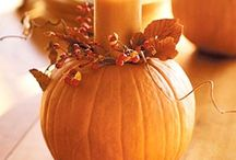 Autumn/Thanksgiving ideas / by Dot McNeill Green
