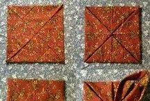 origami kain