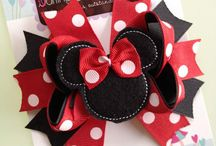 hair clip and head bands