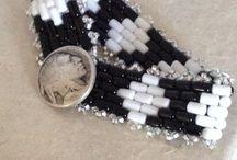 Rulla beads inspiration / Rulla beads inspiration. Чешский стеклянный бисер Рулла