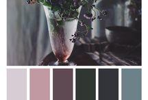 цветовое решение
