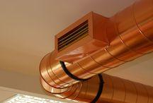 Архитектура вентиляция