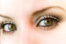 Maquillaje Para Ojos / Imágenes y maquillaje para el rostro, ojos, pestañas, cejas, delineado, labiales, rubores.