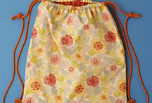 Beach Bags / Beach Bag Tutorials and patterns